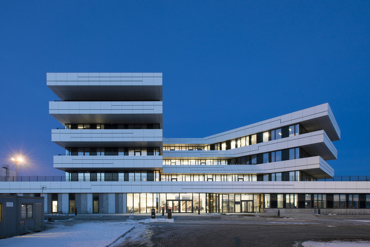 Port Centre / C.F. Møller Architect, © Julian Weyer