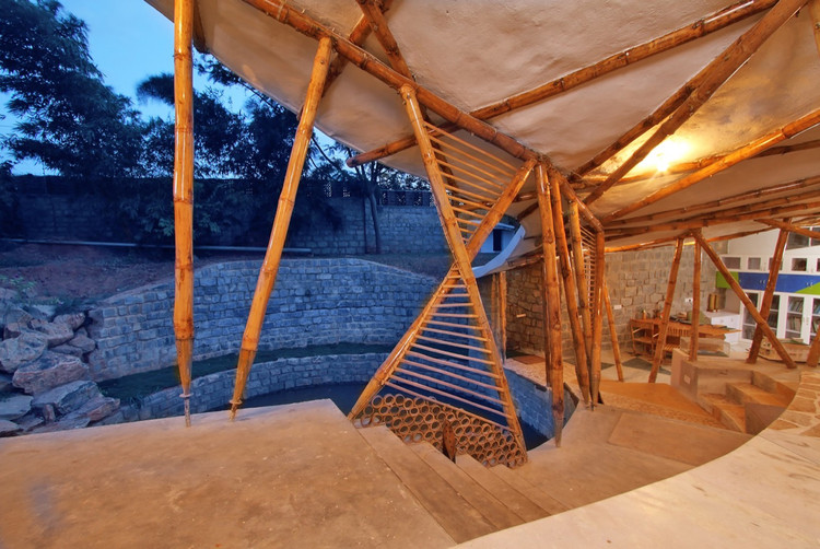 Cortesía de Manasaram Architects