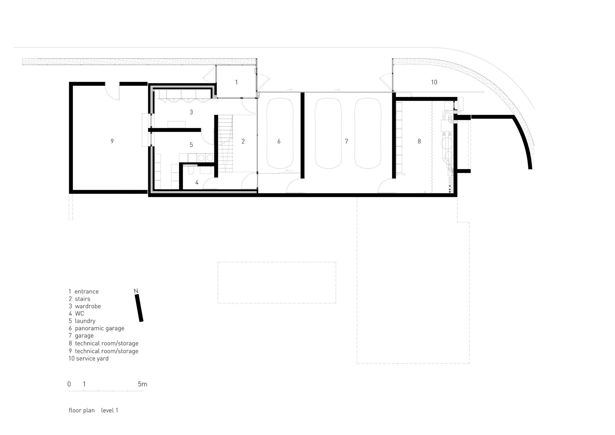 Gallery of pagoda house i o architects 19 for Pagoda house plans