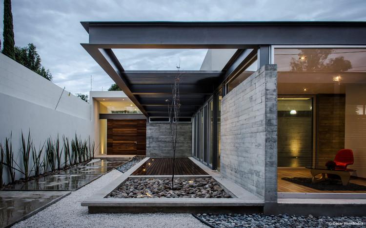 Casa TCH / Arkylab, © Oscar Hernández