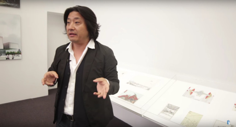 AD Interviews: Moon Hoon / Chicago Architecture Biennial