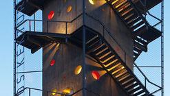Torre Mirador en Galyateto / NARTARCHITECTS