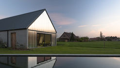 Contemporary Barn  / P L O E G architecten