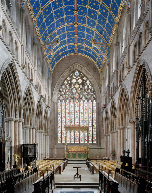 GB. England. Carlisle Cathedral. (Cathedral Church of the Holy and Undivided Trinity) . Image © Peter Marlow / Magnum Photos