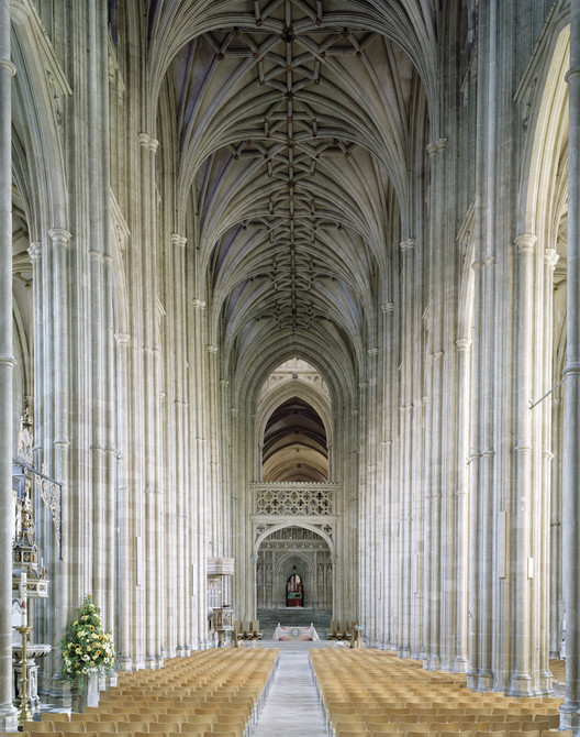 GB. England. Canterbury Cathedral. (Christ's) . Image © Peter Marlow / Magnum Photos