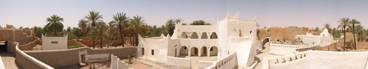 View over the rooftops of Ghadames. Image © Robert Bamler