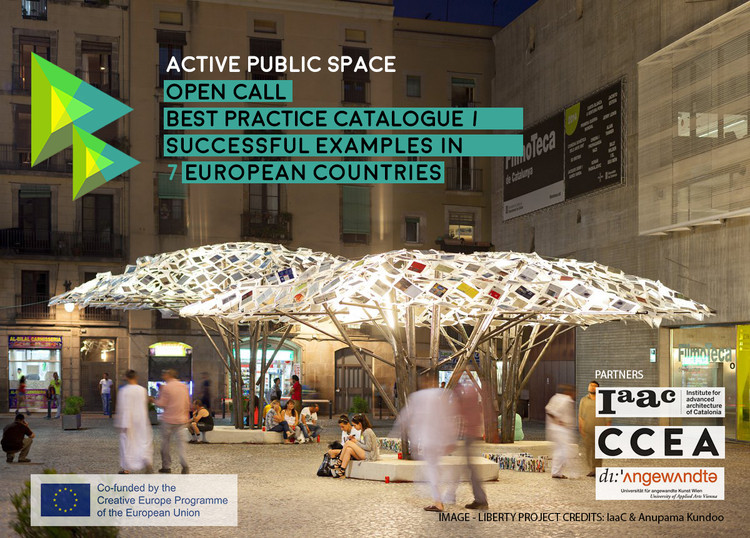 Call for Submissions: Active Public Space Catalogue