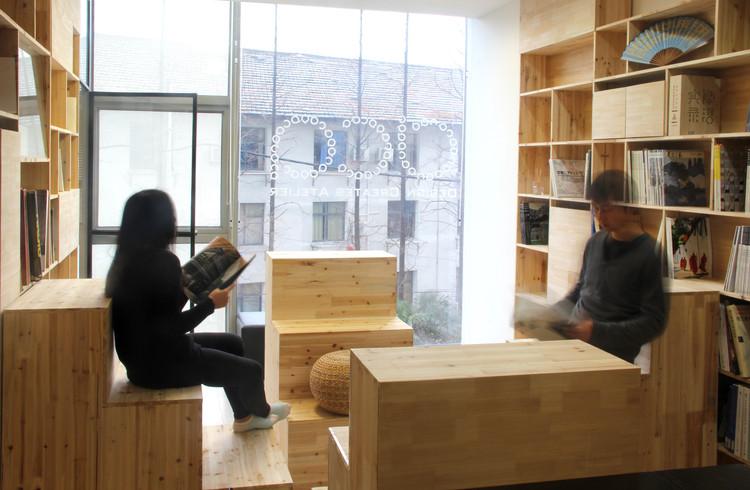 Renovación de Oficina / DCA, © Chen Qiang, Chen Jianru