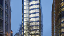 12 New Fetter Lane / Doone Silver Architects + Flanagan Lawrence