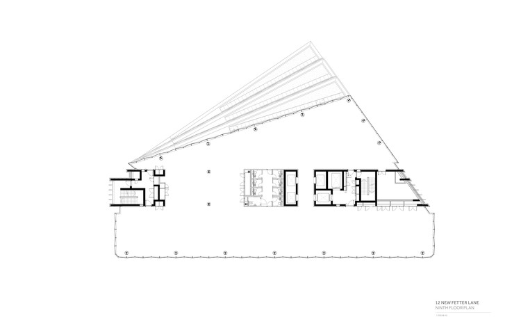 Ninth Floor Plan