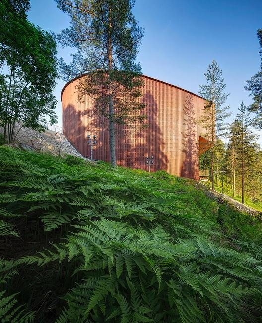 Finnish Nature Centre /Lahdelma & Mahlamäki Architects (Haltia, Finland). Image © Mika Huisman
