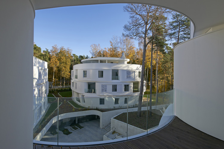 Kado Karim Apartment Complex  / SZK UN PARTNERI, © Gatis Rozenfelds