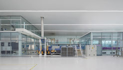 AGP eGlass Factory & Offices / V.Oid