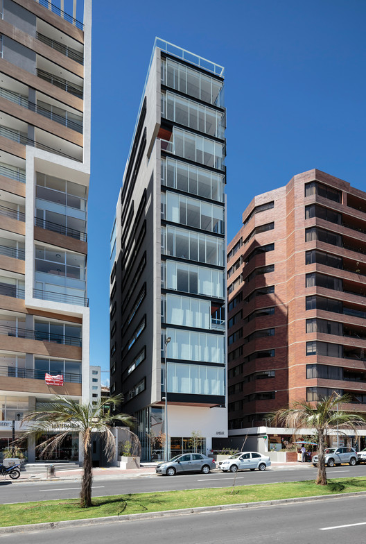 AMBAR / Diez + Muller Arquitectos, © Sebastián Crespo