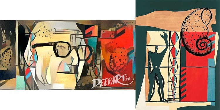 Le Corbusier on Le Corbusier. Image Courtesy of Daniel Voshart