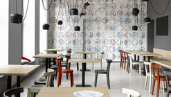 Café. Bistrô. Padaria Zahorsky / JRA  Jarousek.Rochova.Architekti