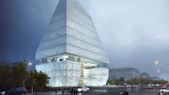 TheeAe Releases Proposal for Varna Regional Library in Bulgaria