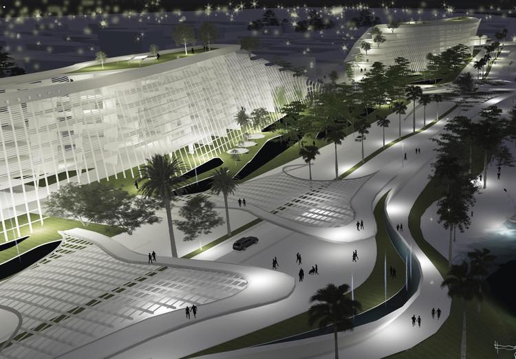Resultados del Premio a la Composición Arquitectónica Alberto J. Pani 2015 / México , Cortesía de Ricardo de la Torre Sandoval