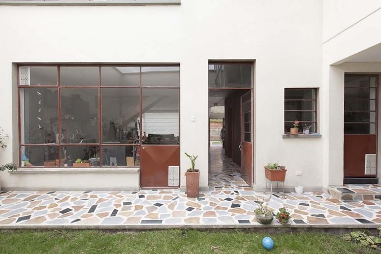 Casa Laverde / Oficina Informal, © Santiago Pinyol