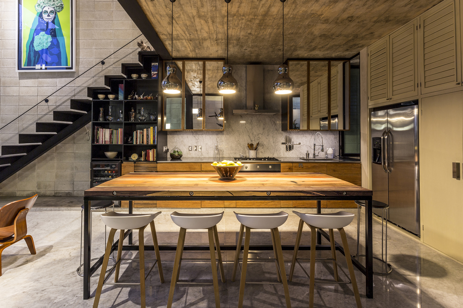 1000  images about kitchens   the social spot on pinterest ...