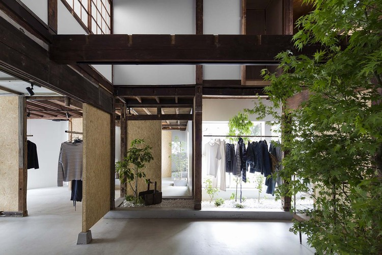 Bankara Store / studio201architects, © Kenta Hasegawa / OFP
