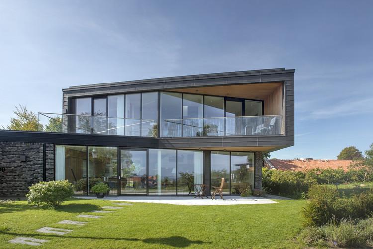 Villa U / C.F. Møller, © Julian Weyer