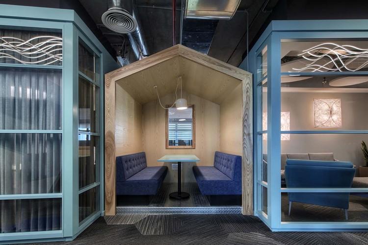 Broadcom Yakum / Setter Architects, © Uzi Porat