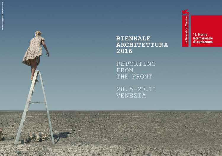 "Alejandro Aravena Reveals More Details About the 2016 Venice Biennale, ""Reporting From the Front"", Courtesy of La Biennale"