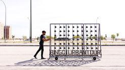 Javier Peña Ibañez y la construcción de espacios efímeros