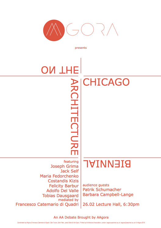 Debate: On the Chicago Architecture Biennial
