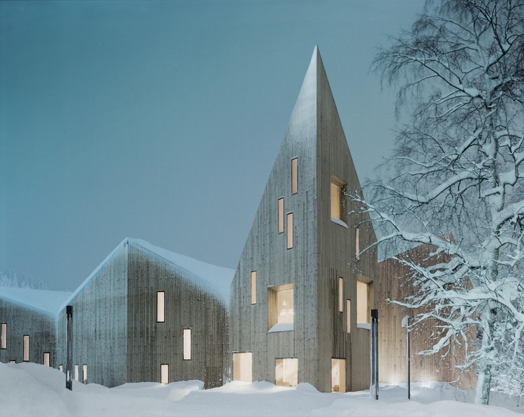 Museo Romsdal Folk / Reiulf Ramstad Architects, © Erik Hattrem, Reiulf Ramstad Arkitekter