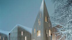 Museu Folclórico de Romsdal / Reiulf Ramstad Architects