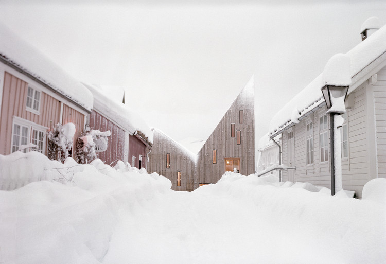 © Erik Hattrem, Reiulf Ramstad Arkitekter