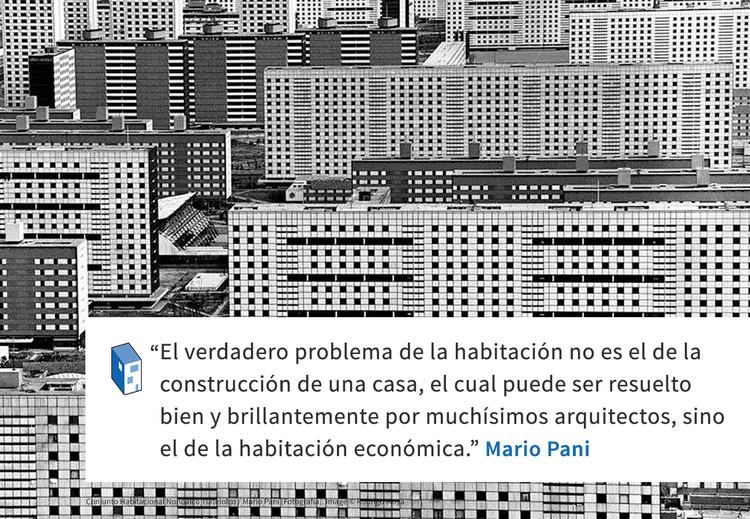 Frases: Mario Pani y el problema de la habitación