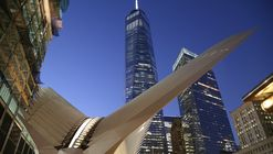 Santiago Calatrava's WTC Transportation Hub to Open Next Week
