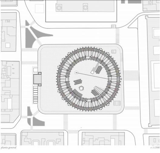 Proyecto conceptual ganador por Ambrosi | Etchegaray