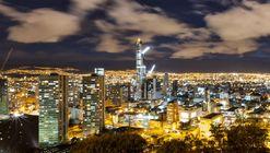 Finaliza construcción del BD Bacatá, el rascacielos más alto de Colombia