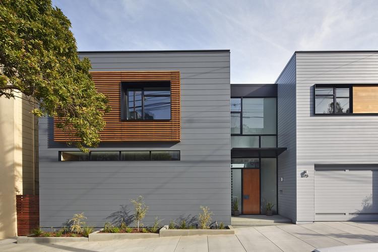 Noe House / Studio VARA, © Bruce Damonte