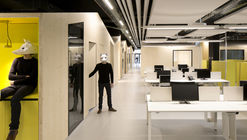 JM0 open-space / FUSO atelier d'architectures