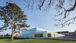 Neumatt Sports Center / Evolution Design