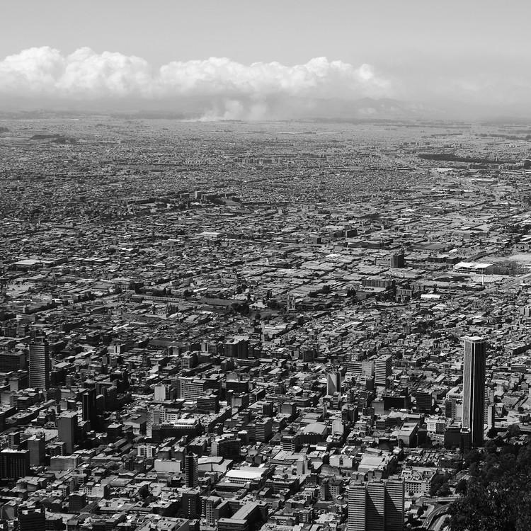 3% de la población de Bogotá vive en asentamientos informales, según TECHO, Bogotá. Image © Elia Scudiero [Flickr] bajo licencia CC BY 2.0