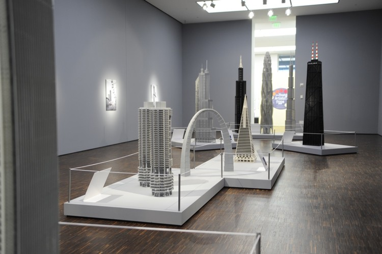 The Art of Architecture: LEGO Sculptures by Adam Reed Tucker, with Photographs by J. Hunt Harris II, © Figge Art Museum