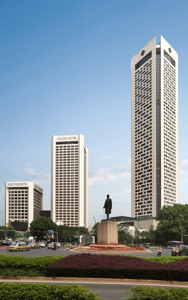 Gallery of winners of the inaugural china tall building for Asia famous buildings