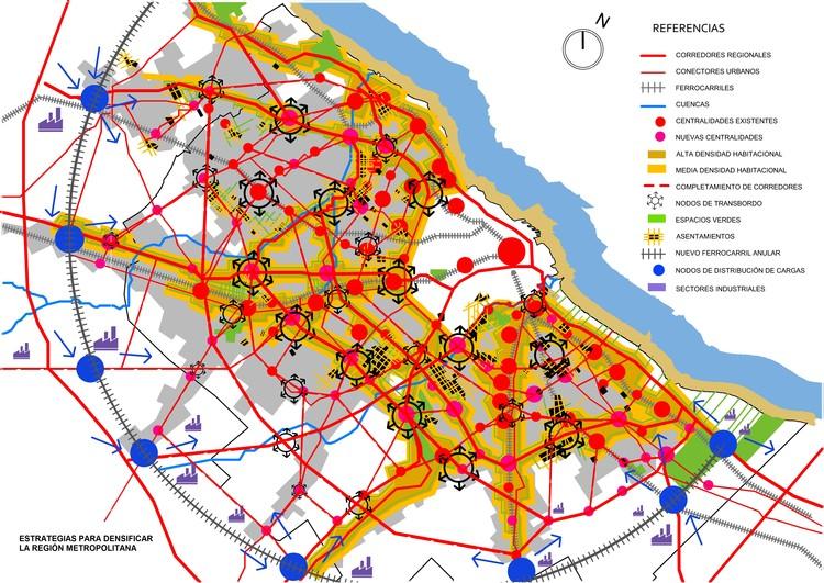 Estrategias para densificar la región metropolitana