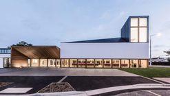 Christchurch North Methodist Church / Dalman Architecture