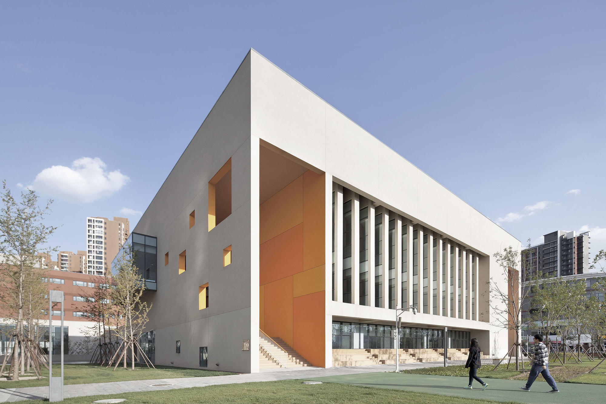 Schools Architecture And Design In China ArchDaily Nice Design