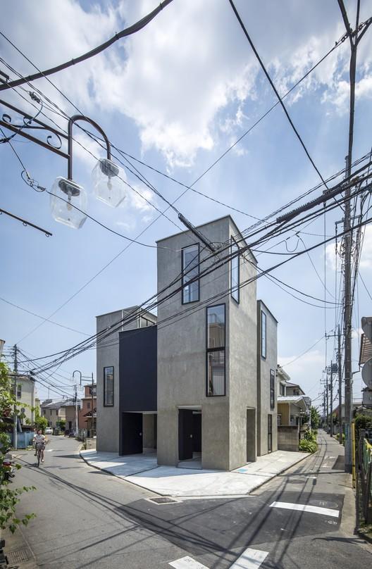 HohBoh / +S Architect, © Hiroyuki Hirai