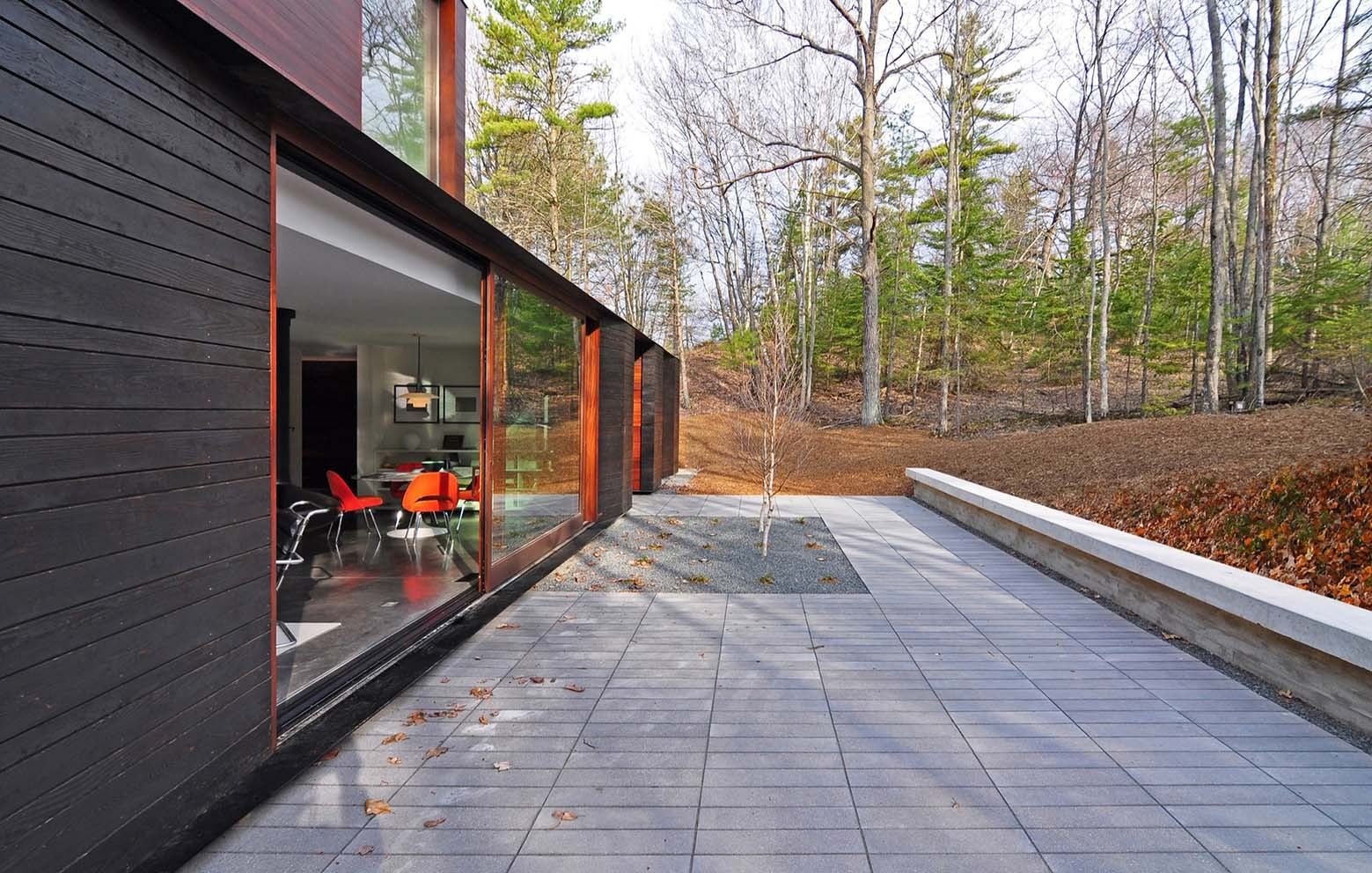 Gallery of Pleated House / Johnsen Schmaling rchitects - 15 - ^