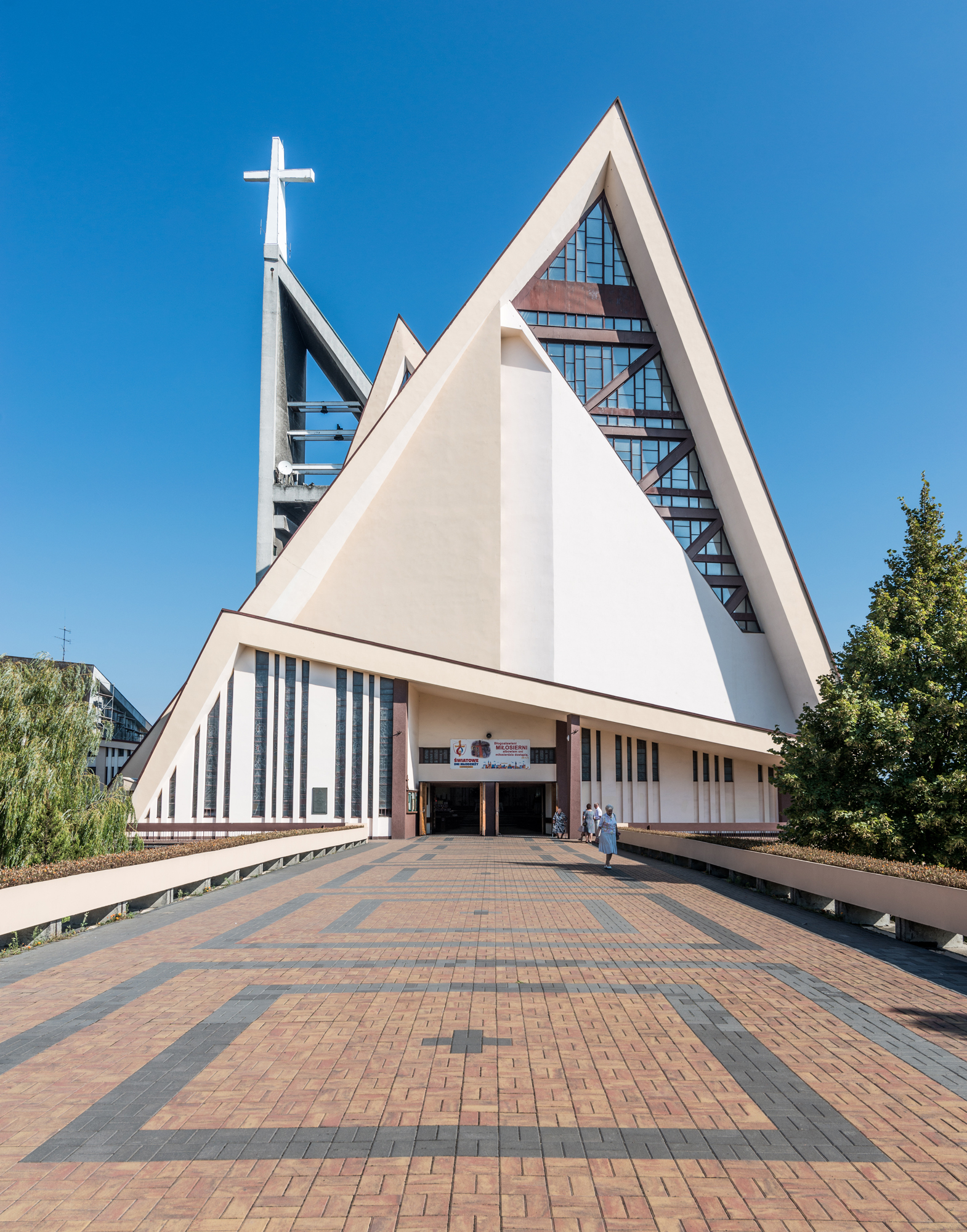 Gallery of these churches are the unrecognized for Modern church youth building design