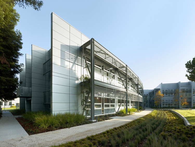 NASA Sustainability Base by William McDonough and Partners. Image © William McDonough + Partners